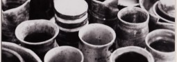 Ceramic Jars | Black and White Photography